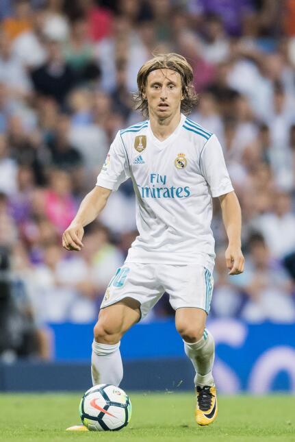 12. Luka Modric (Real Madrid) - Puntaje: 89