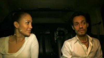 ¿JLo celó a Marc por unas despampanantes gemelas bailarinas en ¡Q' Viva!...