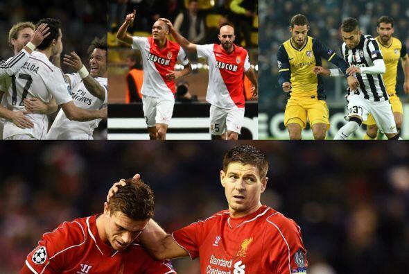 Basilea, Mónaco y Juventus ya tienen boleto a Octavos de Final en Champi...