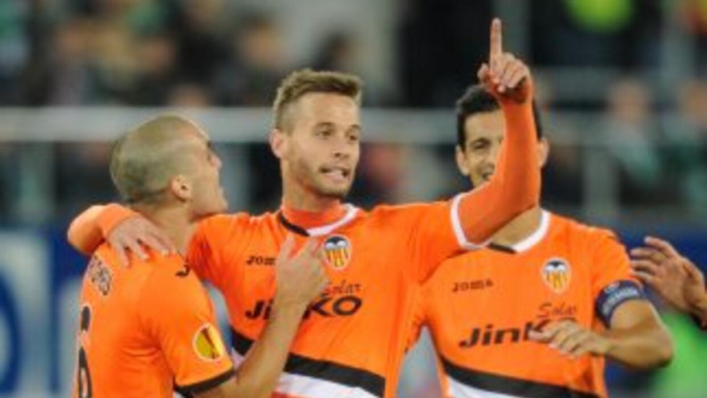 Sergio Canales marcó el gol salvador para los 'Naranjeros', que vinieron...