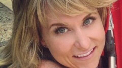 Katie Denise Oxley Thomas, de 40 años, murió a los dos días de ser diagn...