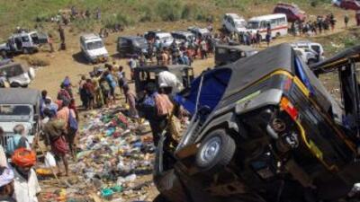 La tragedia ocurrió en una recóndita zona montañosa del estado turístico...
