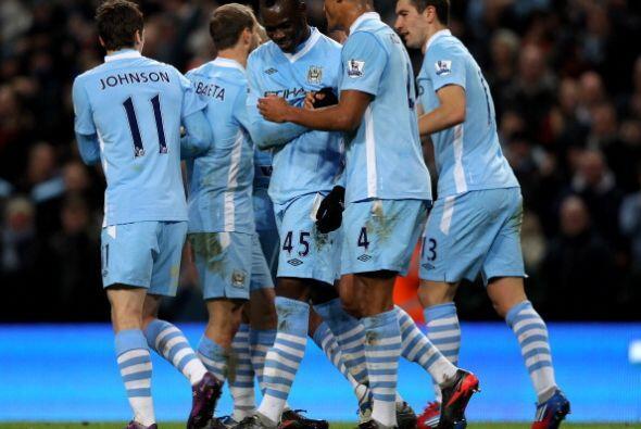 Manchester City parece decidido a quedarse con la Liga Premier.