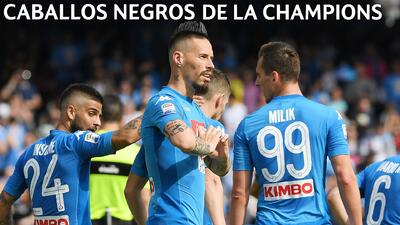 Caballos negros de la Champions: Napoli