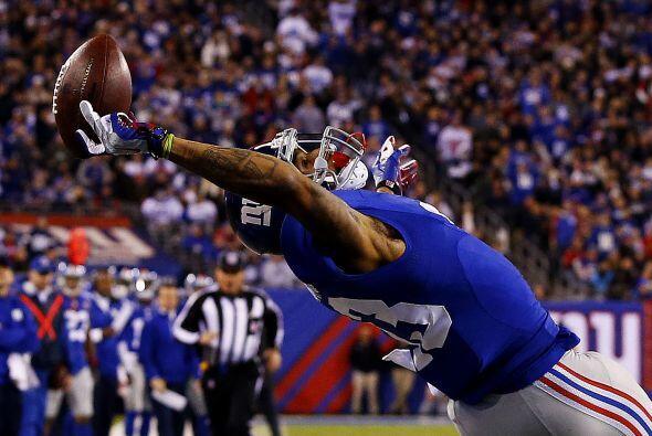Los New York Giants perdieron 31-28 ante los Dallas Cowboys, sin embargo...