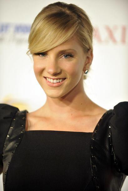 Heather Morris pudo compartir en varias escenas con Britney Spears en el...
