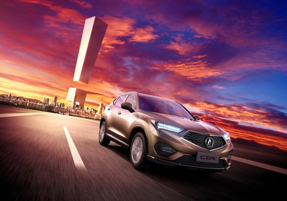 Imágenes Acura CDX 2017