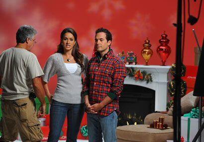 Entre Melissa y Carlos hay una gran química que se ve reflejada e...