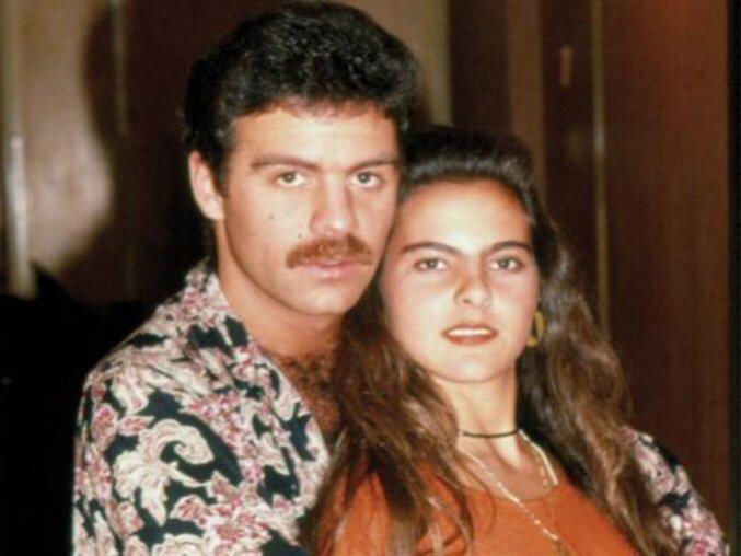 Kate del Castillo y Ari Telch