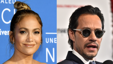 Jennifer López y Marc Anthony se separaron oficialmente en julio...