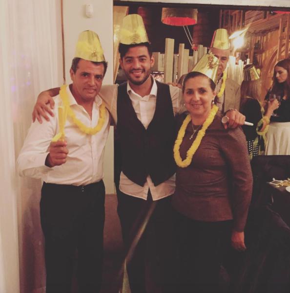 Nella Garrido es la madre de Carlos Vela quien, pese a no disfrutar del...