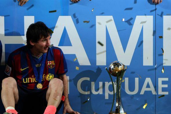 El argentino Messi se llevó el Balón de Oro y Juan Sebastián Verón el de...