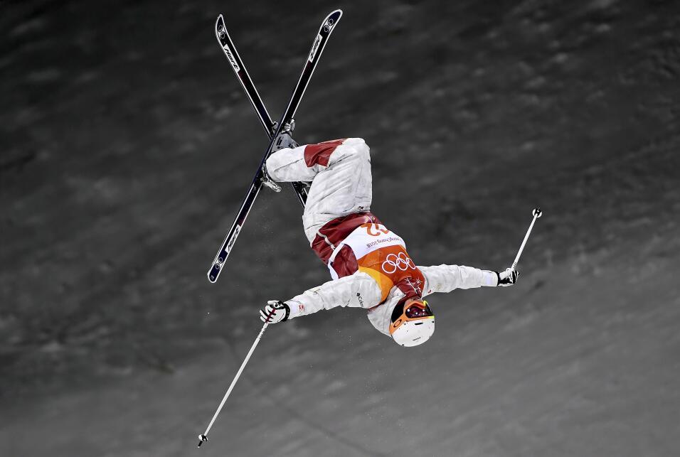 Disfruta las mejores imágenes de PyeongChang 2018