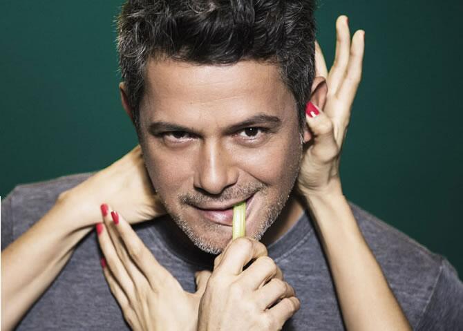"""Alejandro Sanz con Marc Anthony - """"Deja que te bese"""""""