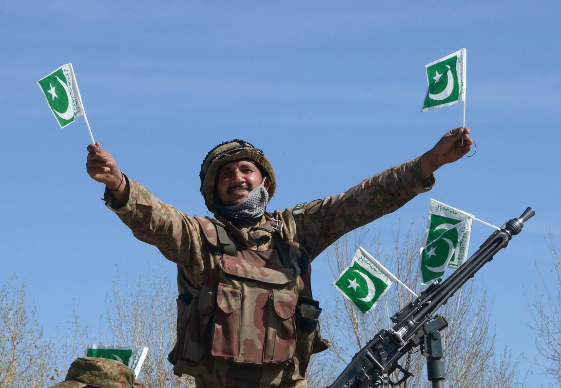 Militares Pakistan