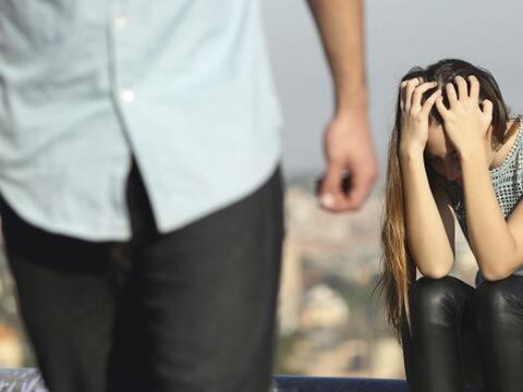 Muchas personas piensan que si la violencia en su relación no se...