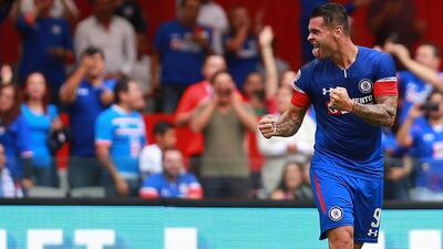 Una semana espléndida para Milton Caraglio: gol en Copa y en Liga MX