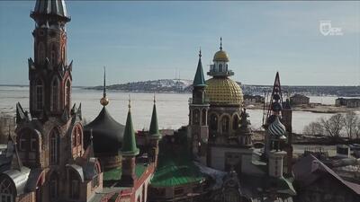 """Inolvidable Rusia: un recuento de los mejores momentos en """"De viaje"""""""