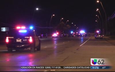 Autoridades afirman que la joven que murió abatida por la Policía intent...