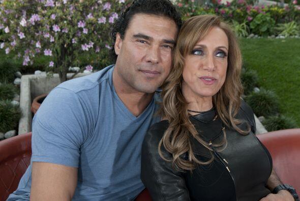 Lili por fin pudo vivir el amor que siente por Eduardo Yáñez, pues lo tu...