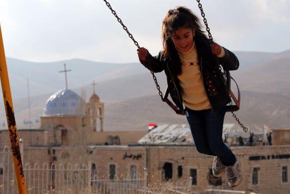 Unicef agregó que 2.6 millones de niños sirios no pueden acudir a la esc...