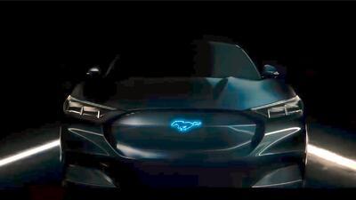 Damos un breve vistazo al futuro del Ford Mustang