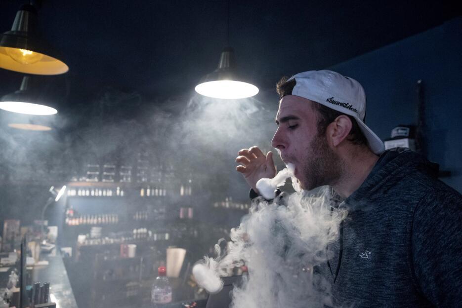 salud e-cigarretes