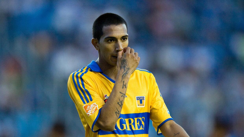 Edgar Castillo con pasado felino pero ahora ''Rayado a muerte'' EdgarCas...