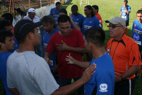 Más que un equipo, quiere que sean una gran familia. (Foto: Corte...