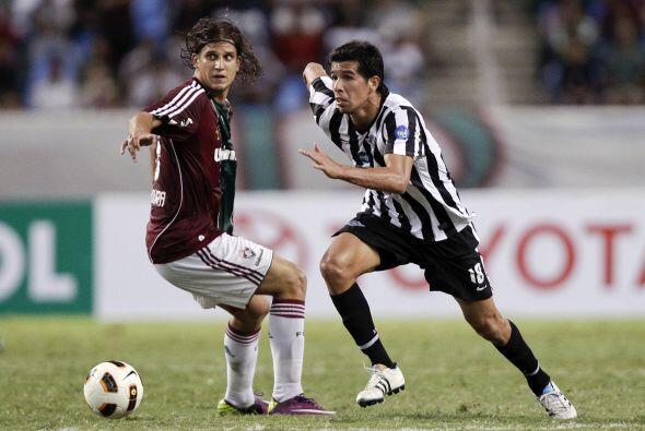 Otro que la tiene bien pesada es el Libertad de Paraguay. Cayó por 3-1 e...