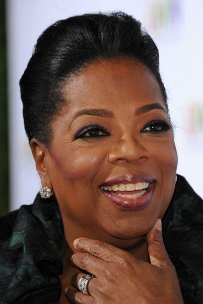 Oprah Winfrey, una de las mujeres más destacadas del mundo del entreteni...