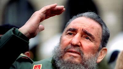 Muere Fidel Castro a los 90 años | Muertes 2016-11-26T061502Z_1680373061...