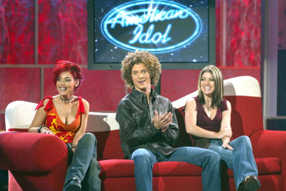 Kelly Clarkson en American Idol