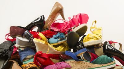 Buenas ideas para ordenar tus zapatos