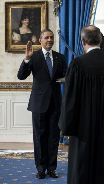 1. El 21 de enero el presidente estadounidense Barack Obama tomó el segu...