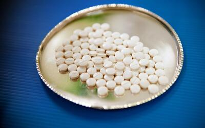 Cuidado con la droga de la muerte, solo con tocarla puede causar sobredosis