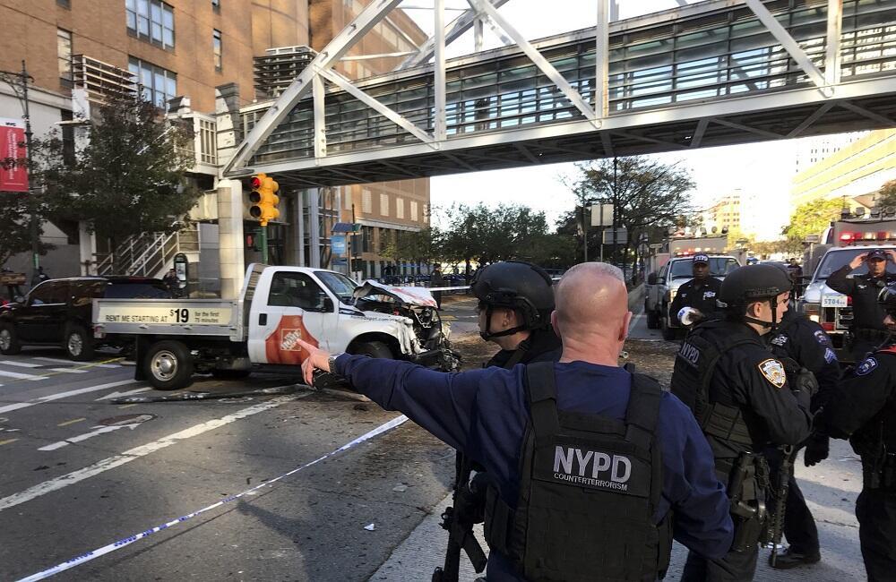 Atropello Nueva York