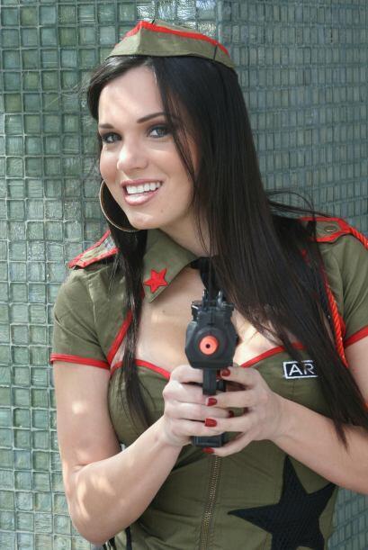 Las militares más sexis de la pantalla