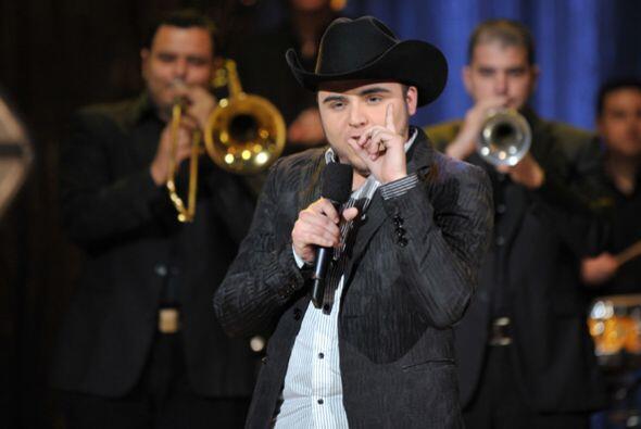 Gerardo Ortíz se ha convertido en un verdadero fenómeno musical.