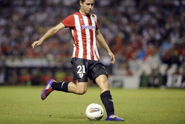Ander proviene del Zaragoza, con un contrato de más de 8 millones de euros.