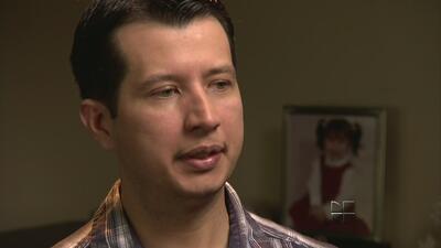 Joven guatemalteco se reencuentra con su padre luego de 30 años