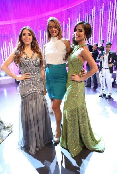 Alejandra Valera trabajará muy de cerca con Aly y Yesenia.