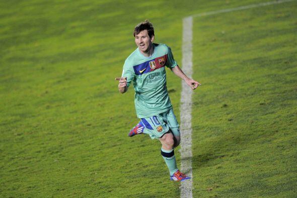 El argentino marcó sin mayor problema para darle la ventaja a su club, a...