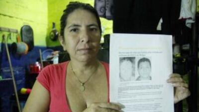 Olga Castillo denuncia que un sargento y un contratista de EEUU violaron...