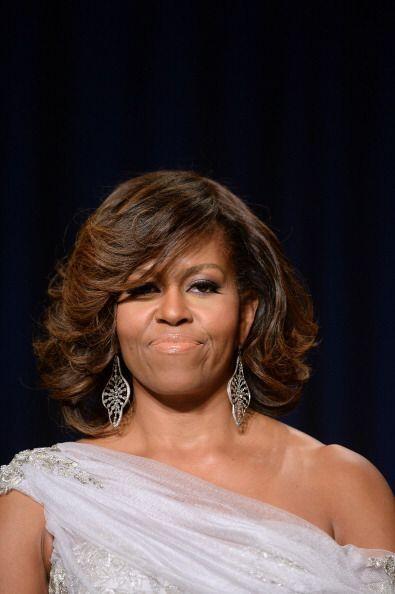 Pero Michelle demostró que la diversión no está pel...