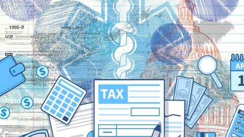 El IRS informó que por primera vez rechazará las declaraciones de impues...