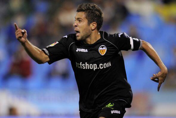 Esto lo aprovechó Jordi Alba, que anotó la diana para el triunfo 1-0 del...
