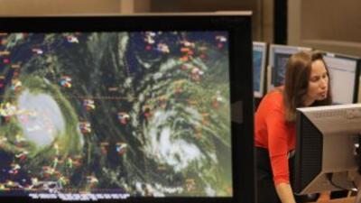 Earl es un huracán categoría cuatro en la escala Saffir-Simpson.