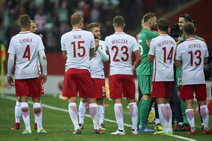 7. Polonia (UEFA) - 1,209 puntos