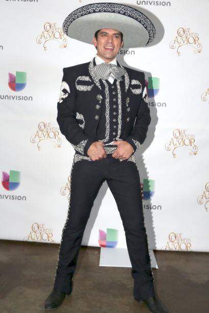 """Al año siguiente, el actor protagonizó la telenovela """"Qué Bonito Amor"""",..."""